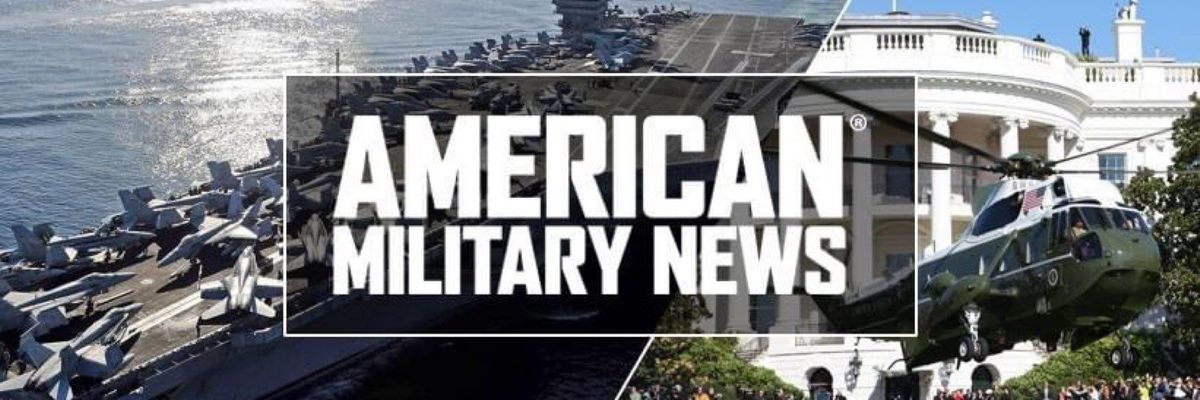 American Military News Parler Account @AmericanMilitaryNews cover picture
