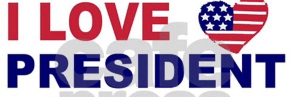 Donald Trump for President Parler Account @DonaldTrumpfor2020 cover picture