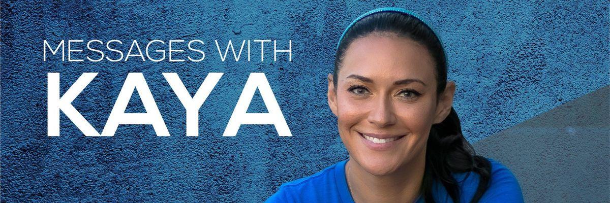 Kaya Jones Parler Account @KayaJones cover picture