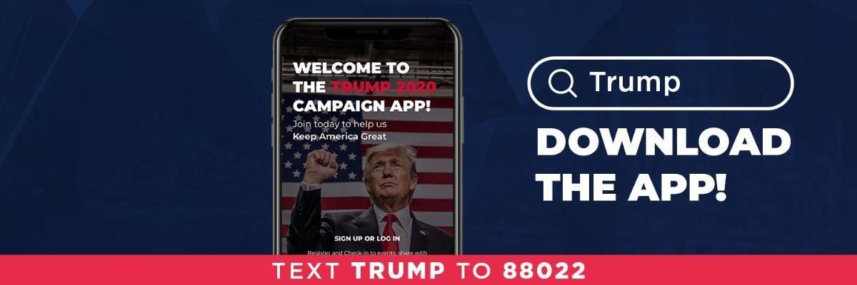 Team Trump Parler Account @TeamTrump cover picture