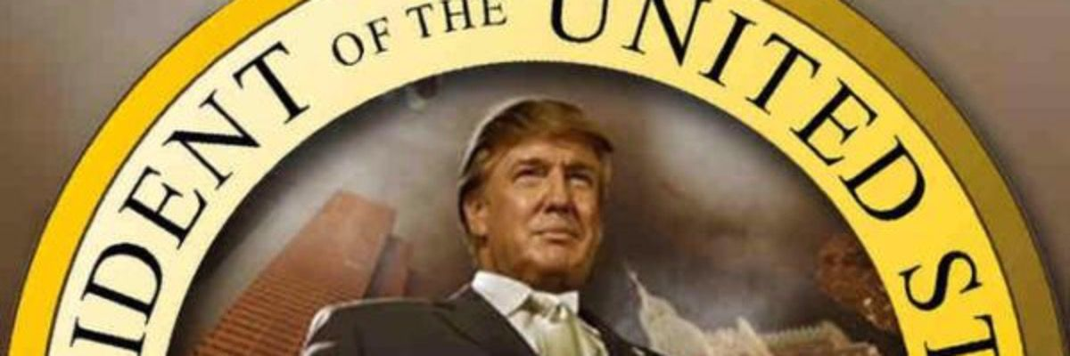 We Love President Donald J. Trump Parler Account @WeLoveTrump cover picture